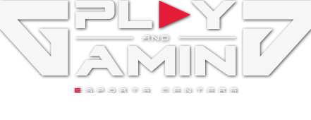 logo play and gaming esports centers